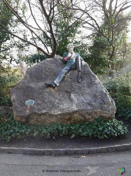 Oscar Wilde - Merrion Square - Dublin - Irlanda
