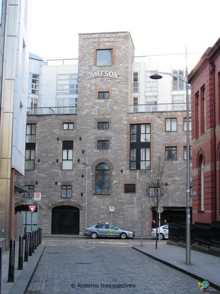 Old Jameson Destillery - Dublin - Irlanda