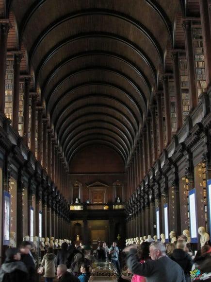 Old Library - Dublin - Irlanda