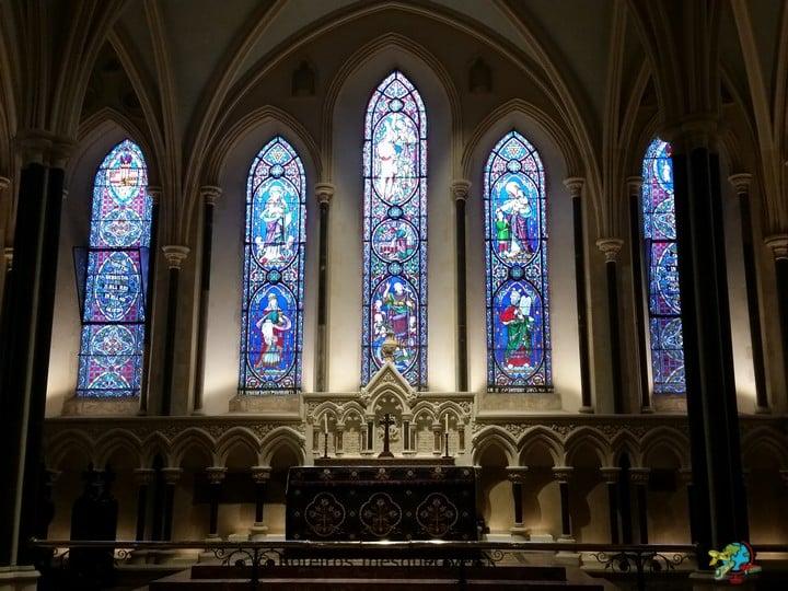 St Patrick Cathedral - Dublin - Irlanda