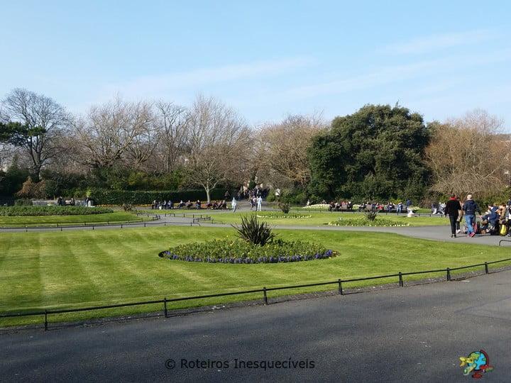 St Stephen's Green - Dublin - Irlanda