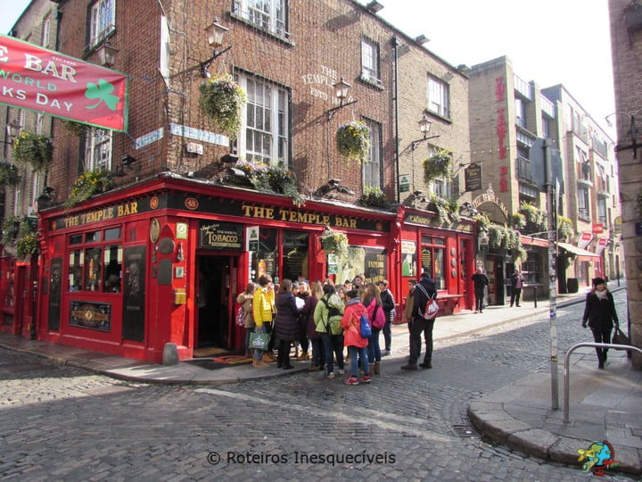 Temple Bar - Dublin - Irlanda