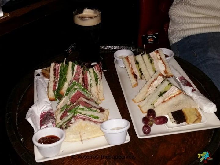 Temple Bar - Dublin - Irlanda
