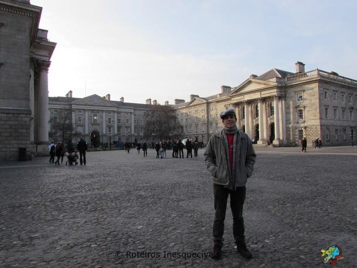 Trinity College - Dublin - Irlanda