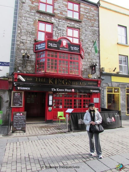 Kings Head Pub - Galway - Irlanda