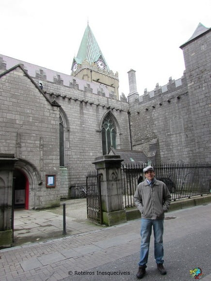 St Nicholas Collegiate Church - Galway - Irlanda