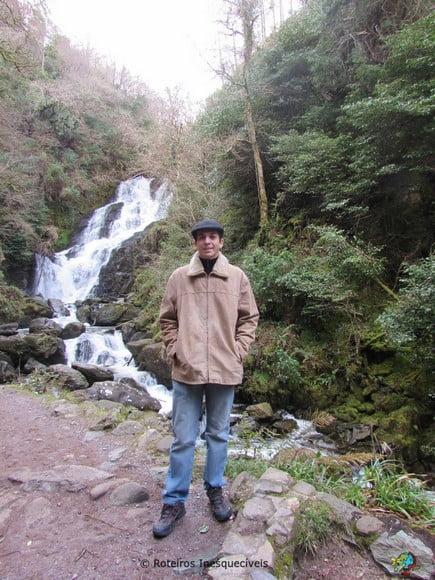 Torc Waterfall - Kerry Ring - Irlanda