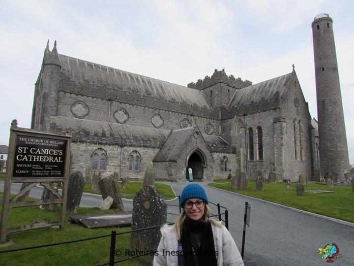 St Canice Cathedral - Kilkenny - Irlanda