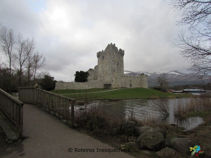 Ross Castle - Killarney - Irlanda