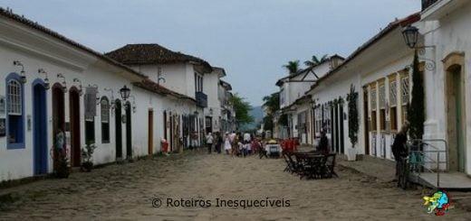Centro Historico - Paraty - Rio de Janeiro