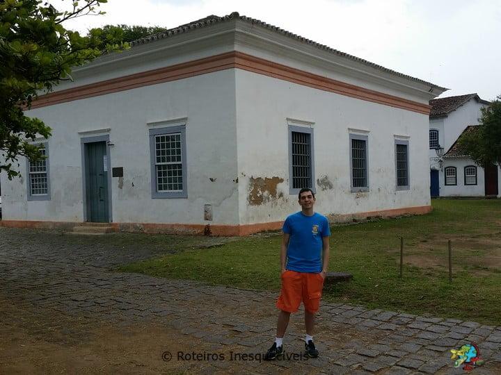 Antiga Cadeia - Centro Historico - Paraty - Rio de Janeiro