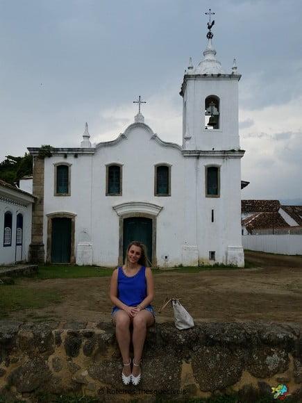 Nossa Senhora das Dores - Centro Historico - Paraty - Rio de Janeiro