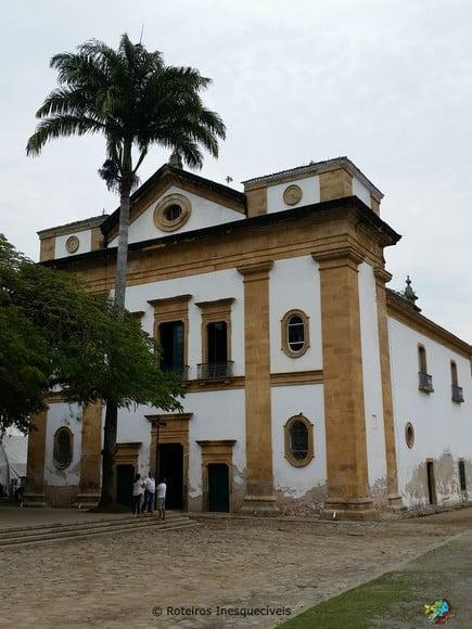 Nossa Senhora dos Remedios - Centro Historico - Paraty - Rio de Janeiro