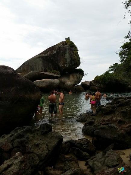 Piscina Natural do Cachadaco - Trindade - Paraty - Rio de Janeiro