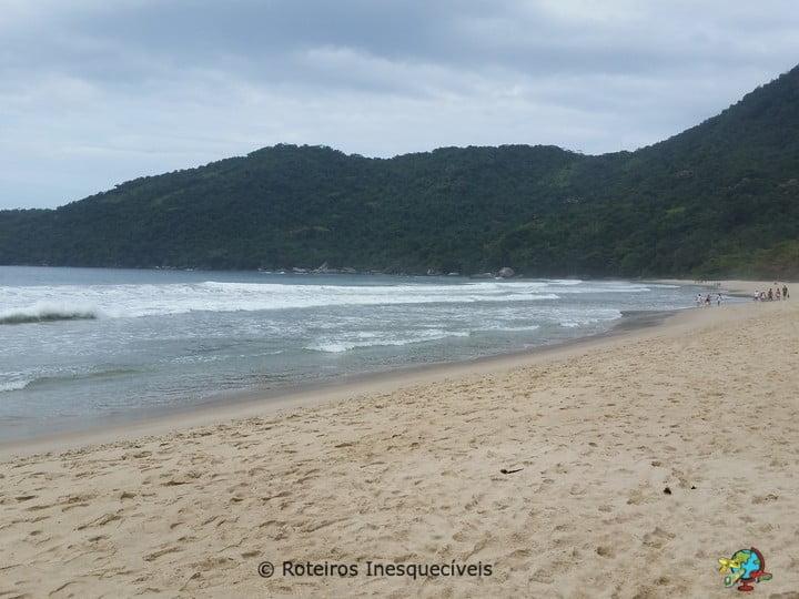 Praia do Cachadaco - Trindade - Paraty - Rio de Janeiro