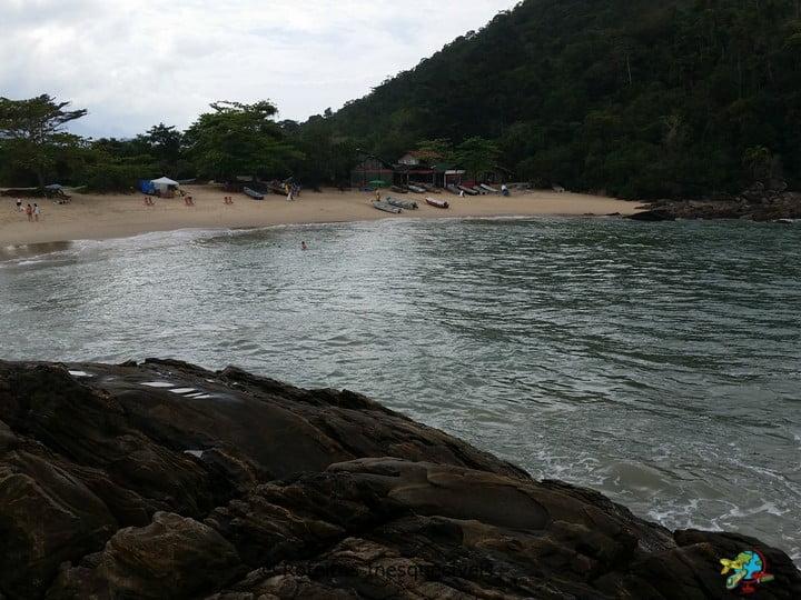Praia do Meio - Trindade - Paraty - Rio de Janeiro