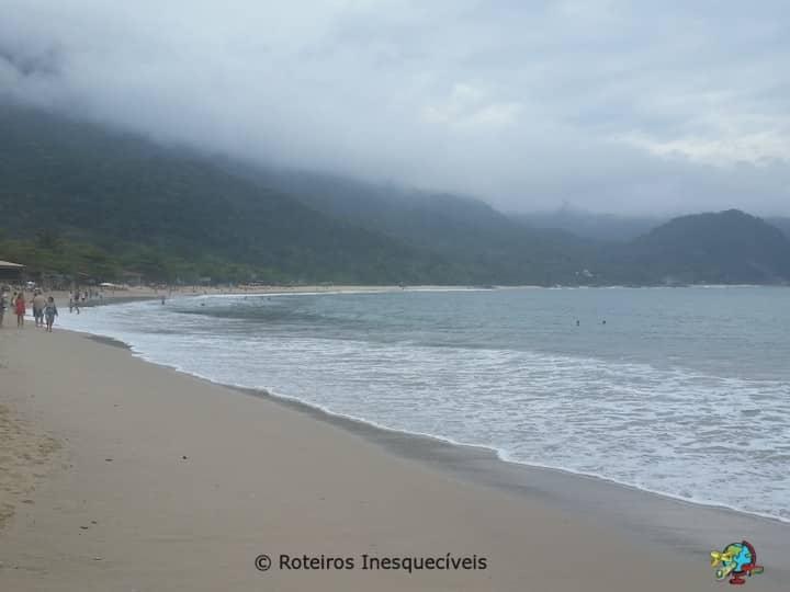 Praia dos Ranchos - Trindade - Paraty - Rio de Janeiro