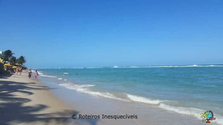 Barra de Sao Miguel - Litoral Sul - Maceio - Alagoas