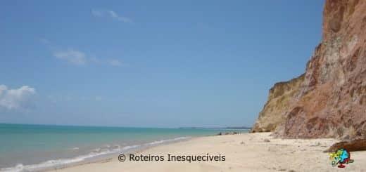 Praia do Carro Quebrado - Maceio - Litoral Norte - Alagoas