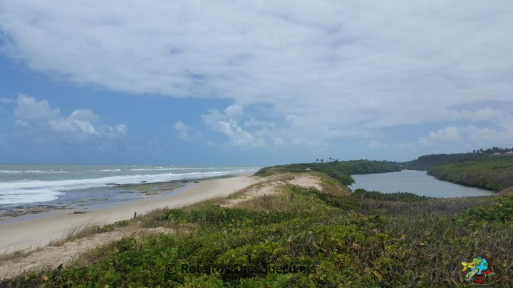 Dunas de Marape - Litoral Sul - Maceio - Alagoas