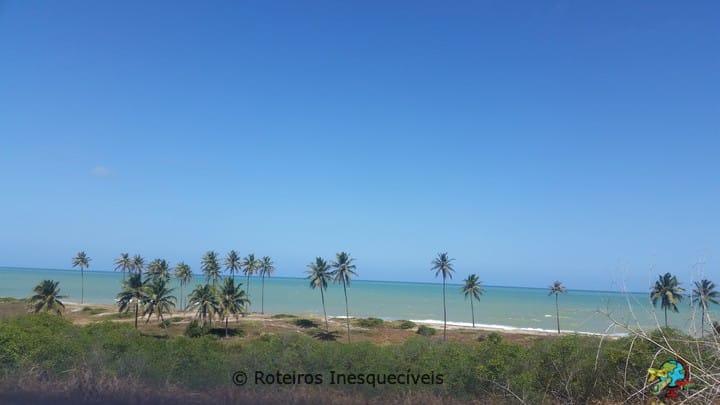 Estrada - Litoral Sul - Maceio - Alagoas