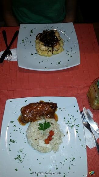 Restaurante Netun - Maragogi - Alagoas