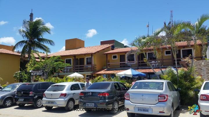Pousada Olho D'Agua - Maragogi - Alagoas