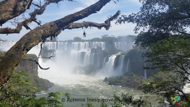 Circuito Inferior - Parque Nacional Iguazu - Argentina