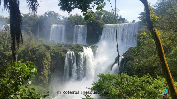 Parque das Cataratas Argentino - Foz do Iguacu - Parana