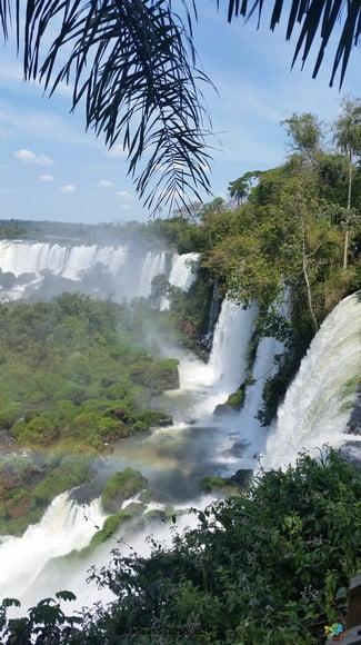 Circuito Superior - Parque Nacional Iguazu - Argentina