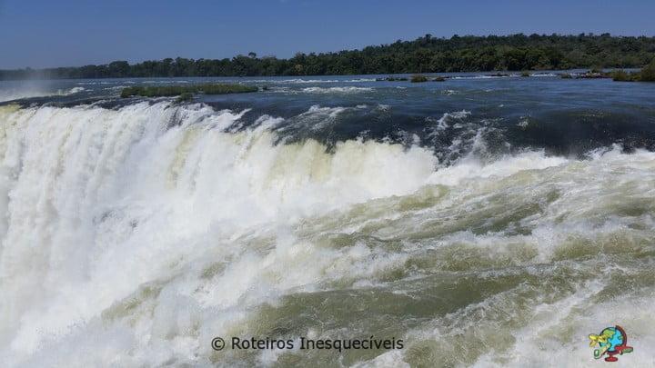 Garganta del Diablo - Parque Nacional Iguazu - Argentina