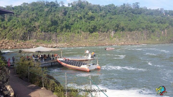 Gran Aventura - Parque Nacional Iguazu - Argentina