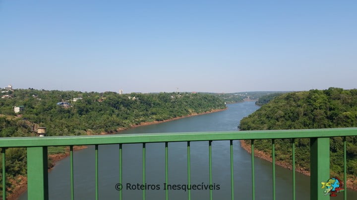 Ponte Tancredo Neves - Foz do Iguacu - Brasil