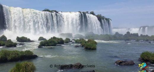 Parque Nacional das Cataratas - Foz do Iguacu - Parana