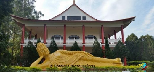 Templo Budista - Foz do Iguacu - Parana