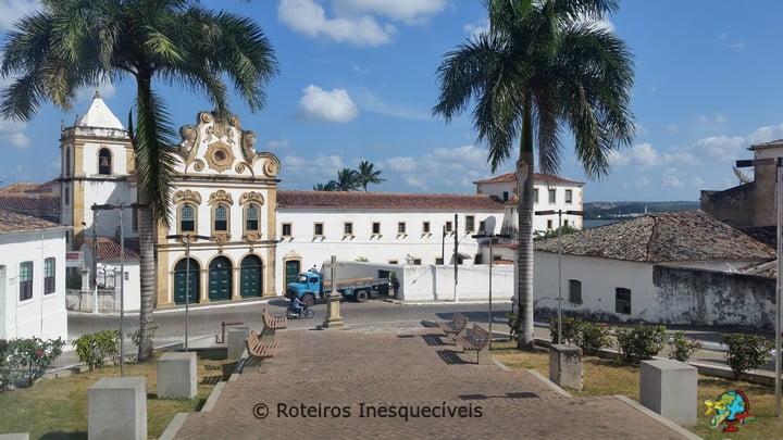 Convento Nossa Senhora dos Anjos - Penedo - Alagoas