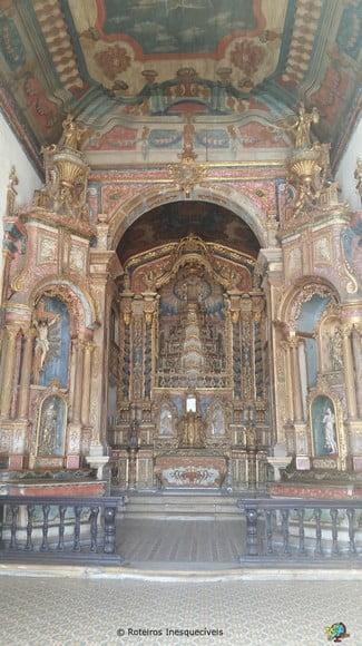 Igreja de Nossa Senhora das Correntes - Penedo - Alagoas