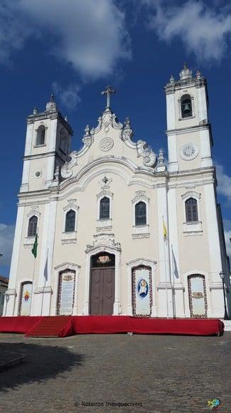 Igreja de Nossa Senhora do Rosario - Penedo - Alagoas