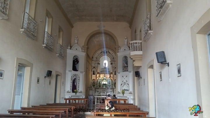 Igreja de Nossa Senhora do Rosario dos Pretos - Penedo - Alagoas