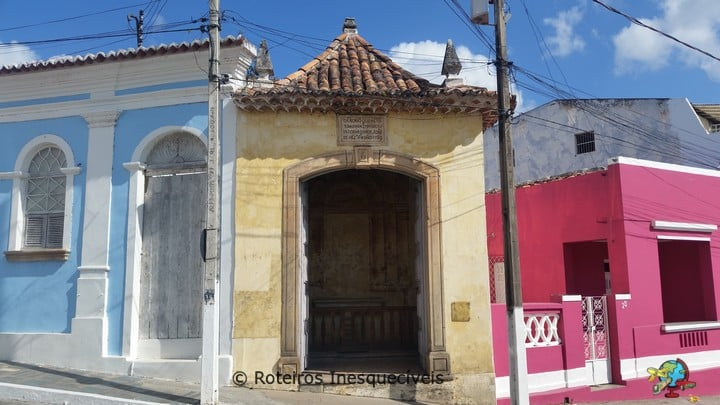 Oratorio - Penedo - Alagoas