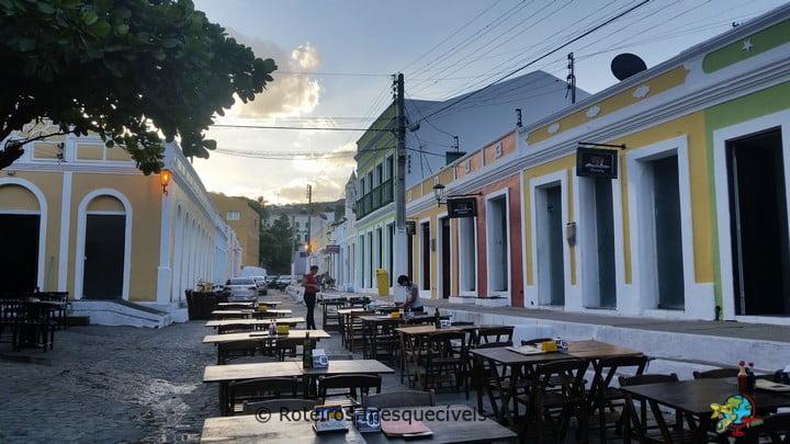Centro Historico - Piranhas - Alagoas
