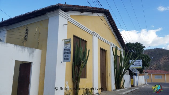 Centro de Artesanato - Piranhas - Alagoas
