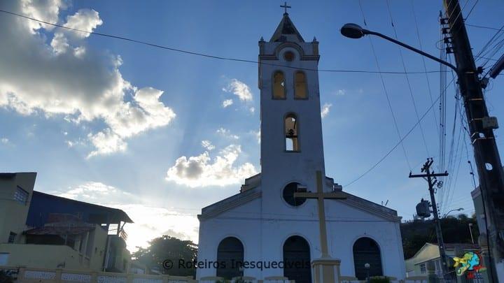 Igreja Nossa Senhora da Saude - Piranhas - Alagoas