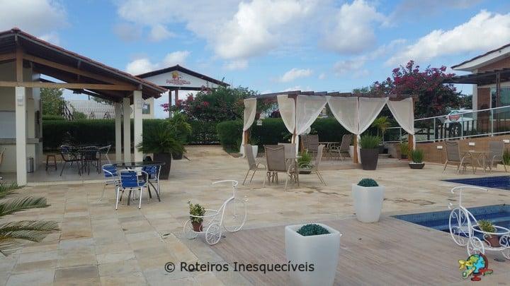Hotel Pedra do Sino - Piranhas - Alagoas