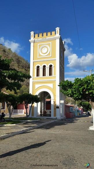 Torre do Relogio - Piranhas - Alagoas
