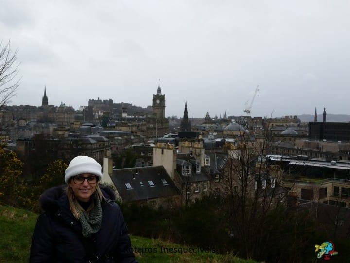 Calton Hill - Edimburgo - Escocia