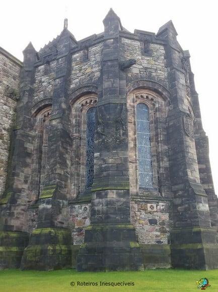 St Margareth Chapel - Castelo - Edimburgo - Escocia