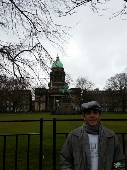 Charlotte Square - Edimburgo - Escocia