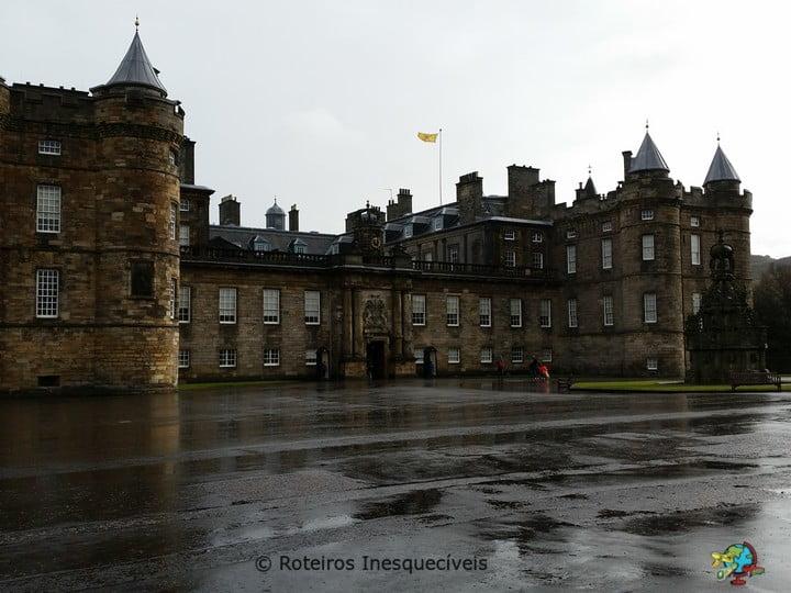 Holyroodhouse Palace - Edimburgo - Escocia