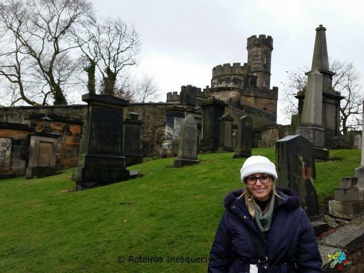 Old Calton Cemetery - Edimburgo - Escocia